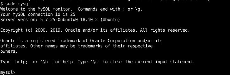 Connect MySQL/MariaDB Database From Command Line