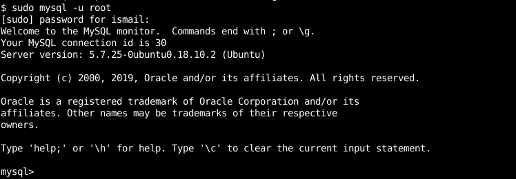 Connect Specifying Username MySQL/MariaDB Database From Command Line