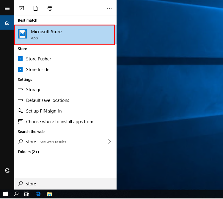 Download Linux Image/Distributions From Windows Store
